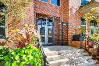 Atlanta Condo/Townhouse New: 1023 Juniper St #207