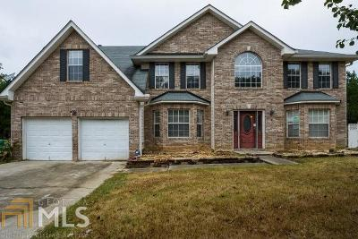 Lithonia Single Family Home New: 1544 Rogers Crossing Dr