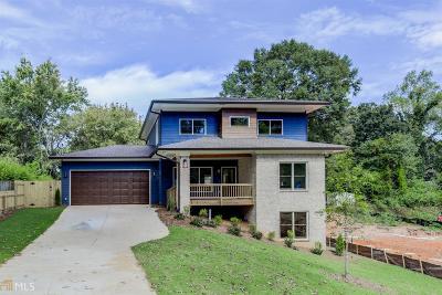 Atlanta Single Family Home New: 1310 Diamond Ave