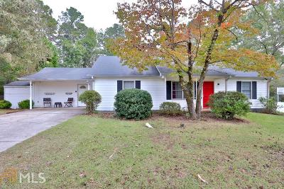 Snellville Single Family Home New: 2910 Highpoint Rd