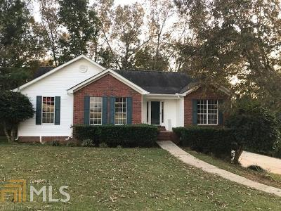 Flowery Branch Single Family Home Under Contract: 5550 Chestnut Creek Ln