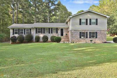 Fayette County Single Family Home Under Contract: 283 Lowery Rd