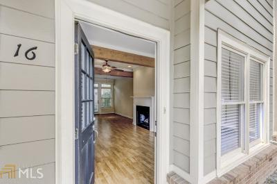 Atlanta Condo/Townhouse New: 1516 Howell Mill Rd #16