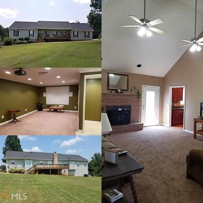 Good Hope Single Family Home For Sale: 5199 Highway 186