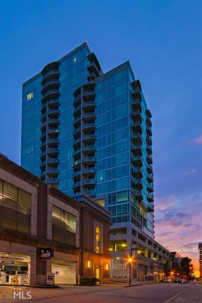 Condo/Townhouse New: 943 NE Peachtree St #911