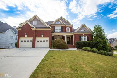 Grayson Single Family Home For Sale: 1603 Sweet Branch Trl