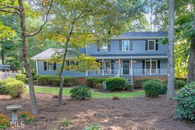 Single Family Home New: 5164 Walden Mill Dr