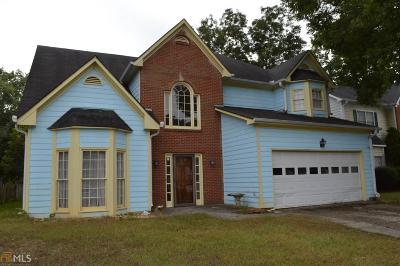 Snellville Single Family Home New: 2790 Oak Meadow Dr