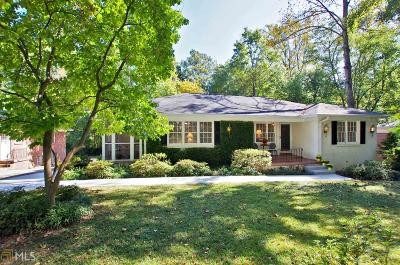 Atlanta Multi Family Home New: 1261 Kingsley Cir