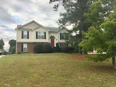 Winder Single Family Home New: 1052 Gage Dr #1