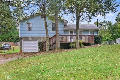 Douglasville Single Family Home New: 1504 Cave Springs Rd