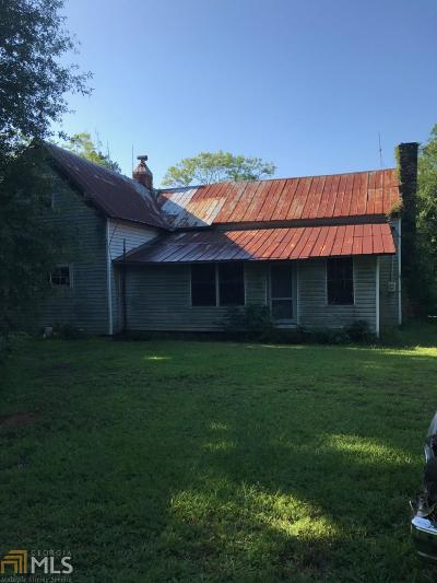 Banks County Farm For Sale: 191 Todd Weaver Rd