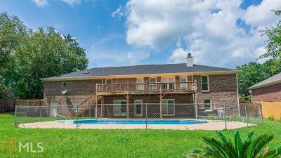Muscogee County Single Family Home New: 7220 Wedgewood Dr