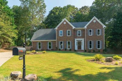 Roswell Single Family Home New: 4192 NE Riverhill Court