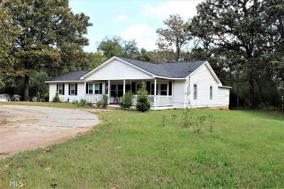 Newnan Single Family Home New: 807 Wagers Mill Rd