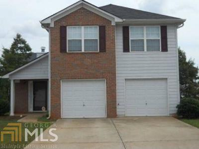 Newton County Single Family Home New: 35 Lakeridge Ct