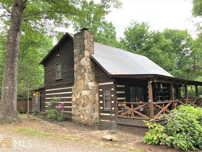 Clarkesville Single Family Home New: 490 New Liberty Estates Road