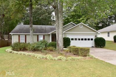Alpharetta Single Family Home New: 11280 Ridge Hill Dr