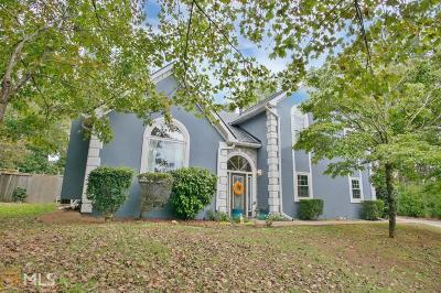 Douglasville Single Family Home New: 6475 Blue Creek Ct
