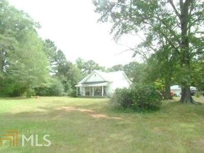 Conyers Single Family Home New: 495 Oglesby Bridge Rd