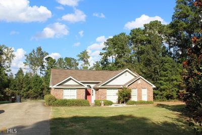 Fortson Single Family Home New: 673 Reynolds Rd