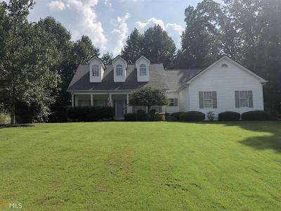 Hoschton Single Family Home For Sale: 152 Cherokee Trl