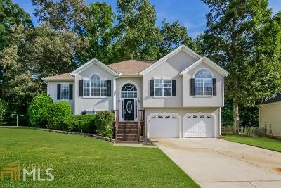 Douglasville Single Family Home New: 4027 Water Hole