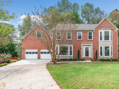 Johns Creek Single Family Home Under Contract: 11560 Windbrooke Way