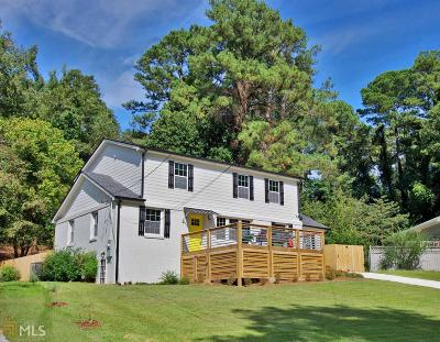 Decatur Single Family Home Under Contract: 2344 Marion Cir