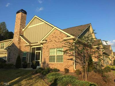 Marietta Condo/Townhouse New: 1820 Grove Field Ln