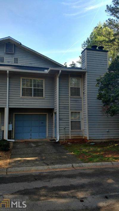 Norcross Condo/Townhouse Under Contract: 1005 Heathmoor Ct