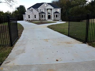 Lawrenceville Single Family Home For Sale: 1830 Old Fountain Rd