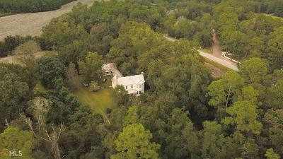 Brooklet Farm For Sale: 125 Old River Rd