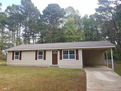 Carroll County Single Family Home New: 1349 Rainey Rd