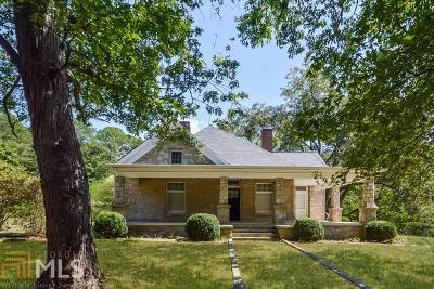 Lithonia Single Family Home For Sale: 4356 Klondike