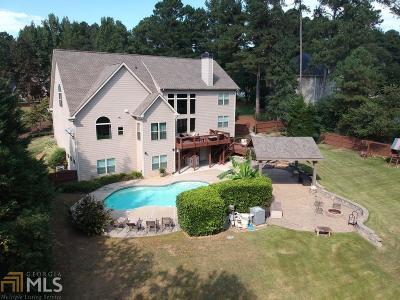 Lawrenceville Single Family Home For Sale: 1280 Village Oaks Ln