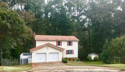 Lilburn Single Family Home New: 4740 Mockernut