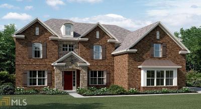 Milton Single Family Home New: 5550 Summit Oak Dr