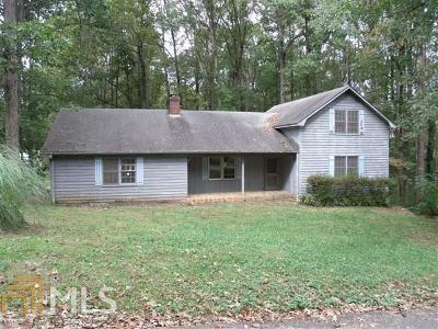 Cornelia Single Family Home New: 198 Ridgeway Circle
