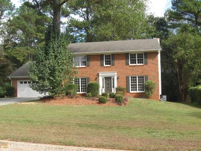 Stone Mountain Single Family Home New: 619 Kingsgate Ridge