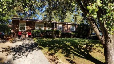 Atlanta Single Family Home New: 844 Amber