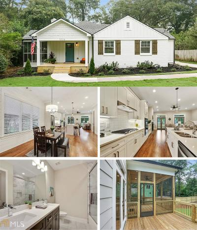 Decatur Single Family Home New: 1226 Conway Rd