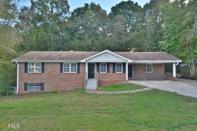 Douglasville Single Family Home New: 3926 Castle St
