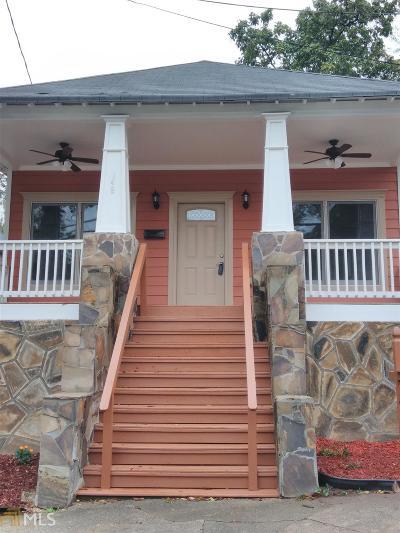 Mechanicsville Single Family Home For Sale: 348 Bass St