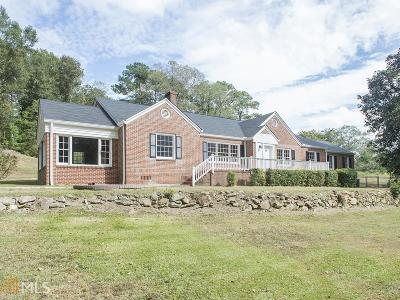 Butts County Single Family Home New: 1761 Highway 42