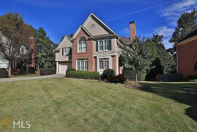 Marietta Single Family Home New: 511 Milledge Gate