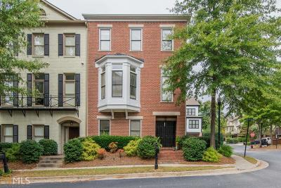 Roswell Condo/Townhouse New: 117 W Ridge Way