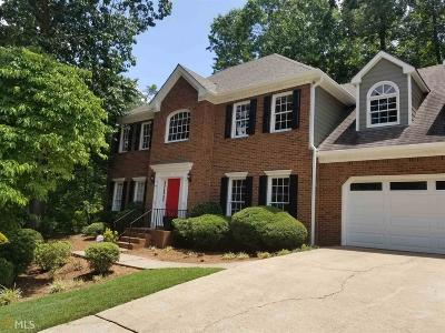 Marietta Single Family Home New: 2428 Woodbridge