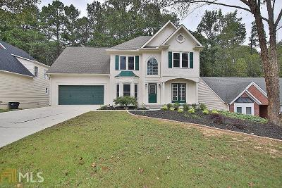 Kennesaw GA Single Family Home Under Contract: $265,000