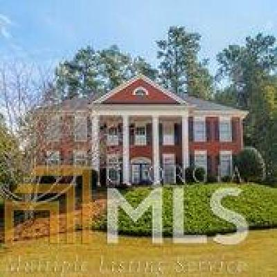 Suwanee Single Family Home For Sale: 4162 Riverview Run